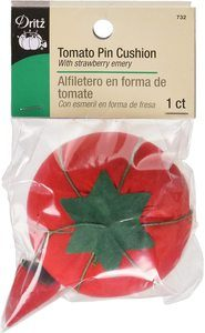 #1 Dritz NR-356 Tomato Pin Cushion