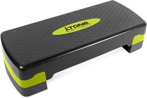 #1. Tone Fitness Aerobic Exercise Step Compact Full Sizes