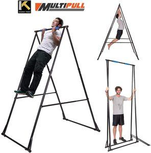 #10. KT Men's Abs Pull-up Bar, Adjustable Pull-up Portable Machine Stand