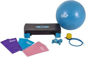 #10. The Step Gym Home Workout System - Stability