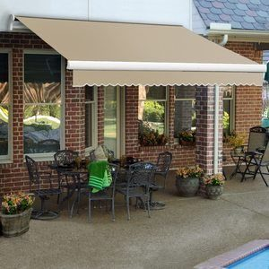 #12 Taylor Made Retractable Awning 18'W x 10'L