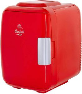 #2 Cooluli Classic Red 4L Compact Warme
