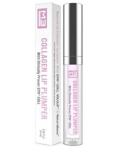 #2 M3 Naturals Collagen Lip Plumper