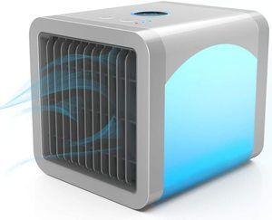 #3. Scinex Personal Air Conditioner Cooler for Office Desk