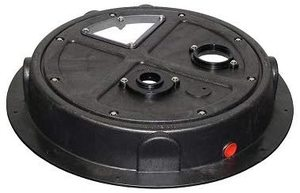 #3. The Original Sump Radon Dome SMR16101CV