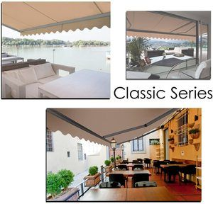 #4 ADVANING MA1310-A208H Retractable Patio Awning