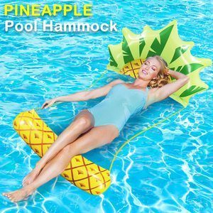 #4 Camlinbo Inflatable Swimming Pool Float