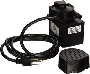 #5. Little Giant 518400, Small Submersible Pump