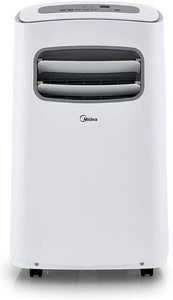 #6 MIDEA MPF08CR81-E Portable Air Conditioner