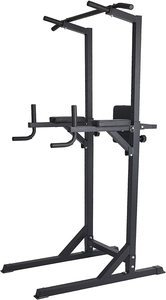 #7. Livebest Heavy Duty Power Tower Multi-Function Adjustable Strength