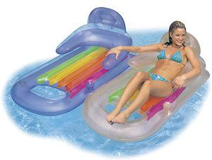 #8 Intex King Kool Lounge Swimming Pool Lounger
