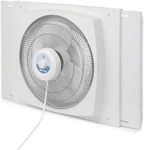 #8. Air King 9155 Window Fan, 16-Inch
