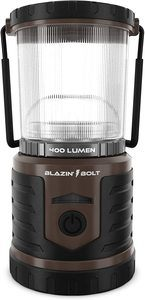 #2. Brightest LED Rechargeable Lantern