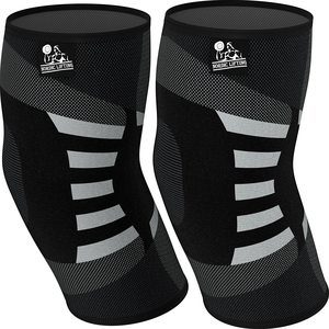 #2. Nordic Lifting Elbow Compression Sleeves