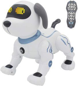 #3. Fisca Electronic Robot Toy Dog