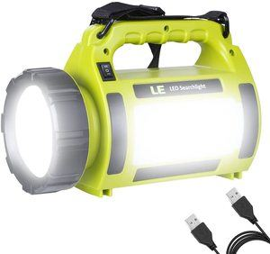 #4. LE Rechargeable LED Camping Lantern