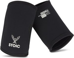#4. Stoic Elbow Sleeves for Powerlifting