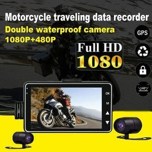 #6. Motorcycle Motorcycle Dash Cams