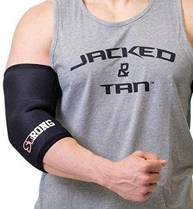 #6. Sling Shot Mark Bell Strong Elbow Sleeves
