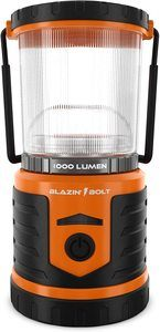 #6.Blazin' LED Lantern Rechargeable for Power Outages