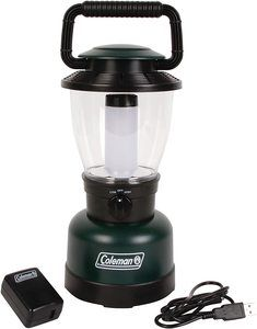 #7.Coleman Lantern Rugged Rechargeable