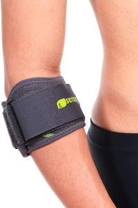 #8. SENTEQ Elbow Brace Support Strap