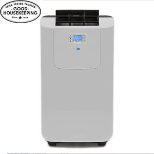 #2. Whynter Dual Hose Portable Aircon with Pre-filter