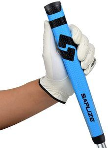 #4.SAPLIZE Golf Putter Grip Pistol Shape Midsize Lightweight