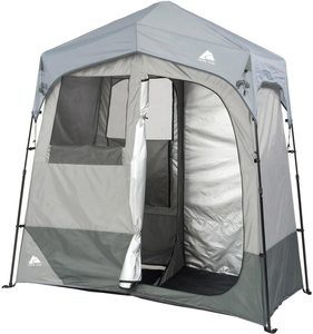 #7. Ozark Trail Instant 2-Room Changing Tent
