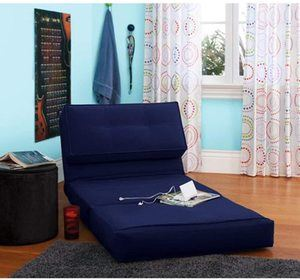 #8. Your Zone Space Save Flip Chairs For Sleeping