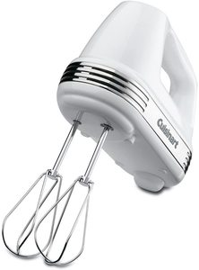 #5. Cuisinart Power Advantage Hand Mixer