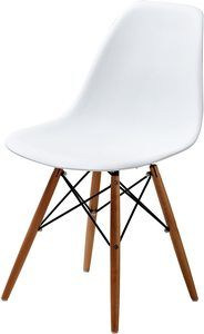 #5.Gold Sparrow Lucas Wood Grain Accent Chairs