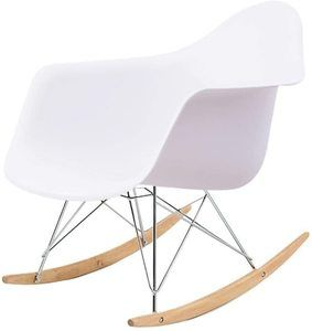 #7. Carl Artbay Creative Comfortable Relax Rocking Chair