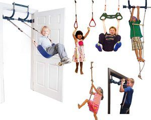 #5 Gym1 Deluxe Playground Indoor Swing