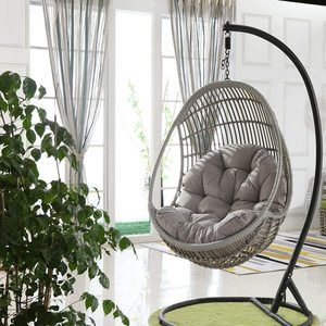 #5. Supicity 90x120cm Swing Hanging Egg Seat