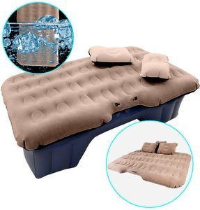 #7 HIRALIY Car Air Mattress