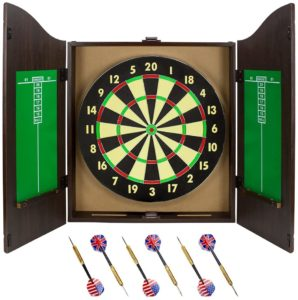 #6. Classic Double-sided Dartboard