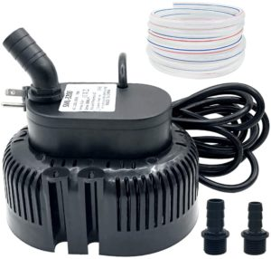 #6. Submersible Pool Cover Pump with 25 Feet Power Cord