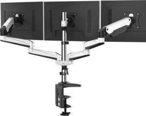 #6. Triple Monitor Stand – 3 screens