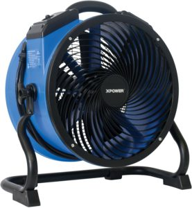 #9 XPOWER Professional Grade Air Circulator