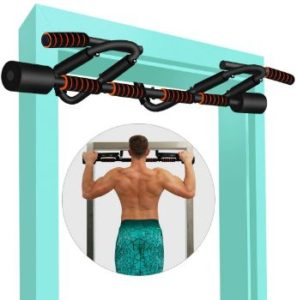 #1. KLL Pull up Bar, Multifunctional, for Doorway
