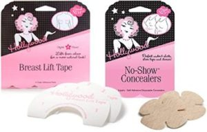 #3 No Show and Breast Lift Tape Bundle by Hollywood Fashion Secrets
