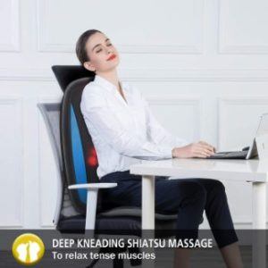#3.Comfortable Shiatsu Deep Tissue Kneading Back