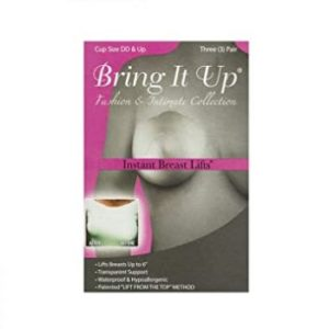 #4 Bring It Up Instant Breast Lift - Plus Size - 3 Pairs