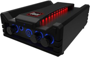 #5. Dual Electronics DBTMA100 Bluetooth Amplifier Micro Wireless