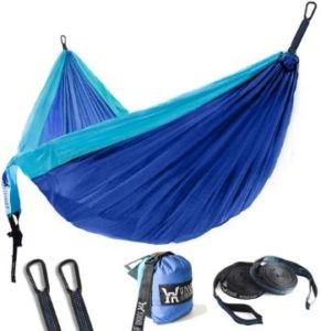 #6 WINNER OUTFITTERS Double Camping Hammock