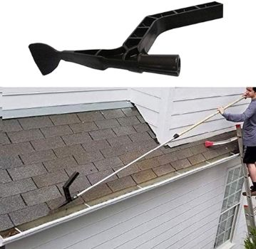 #6. Gutter Cleaning Scoop and Spoon, Roof Gutters Cleaner for Garden