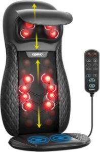 #6. RENPHO Shiatsu Chair Massager for Back