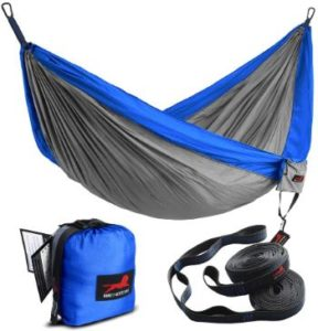 #7 HONEST OUTFITTERS Double Camping Hammock