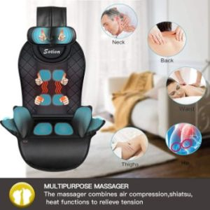 #8. Sotion Back Massager Shiatsu Massager